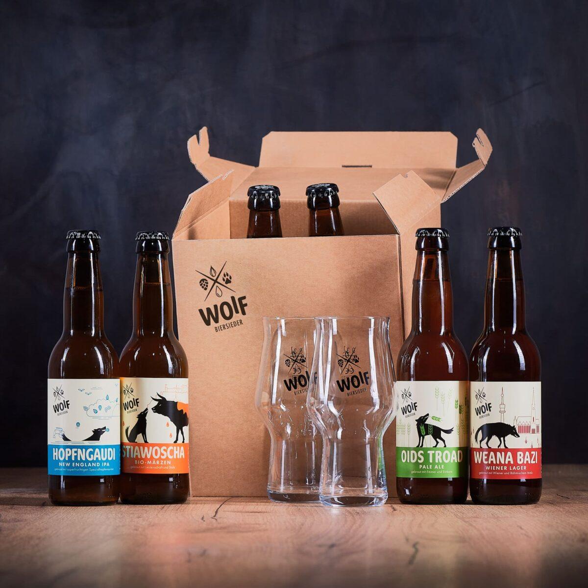 Woif Bier Box - 6+2