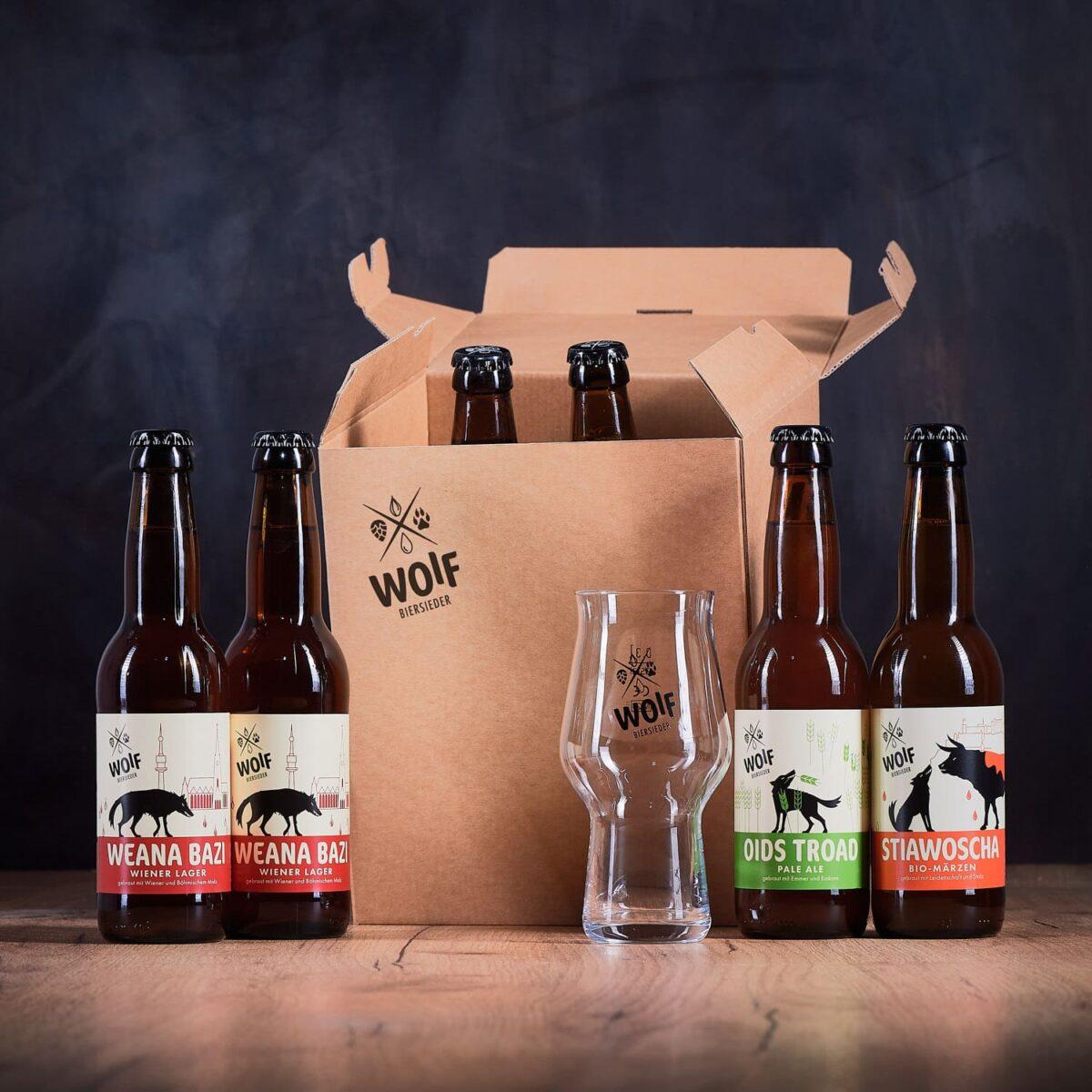 Woif Bier Box - 7+1
